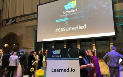 Learned.io as one of the 50 most innovative start-ups in the Netherlands to the CES 2020!
