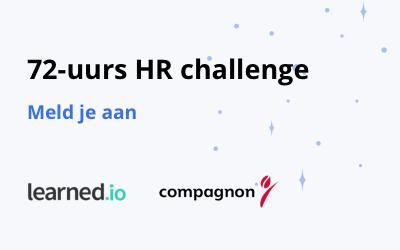 Learned en Compagnon introduceren de 72-uurs challenge