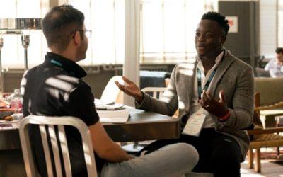 Voer 'het goede gesprek' met Learned