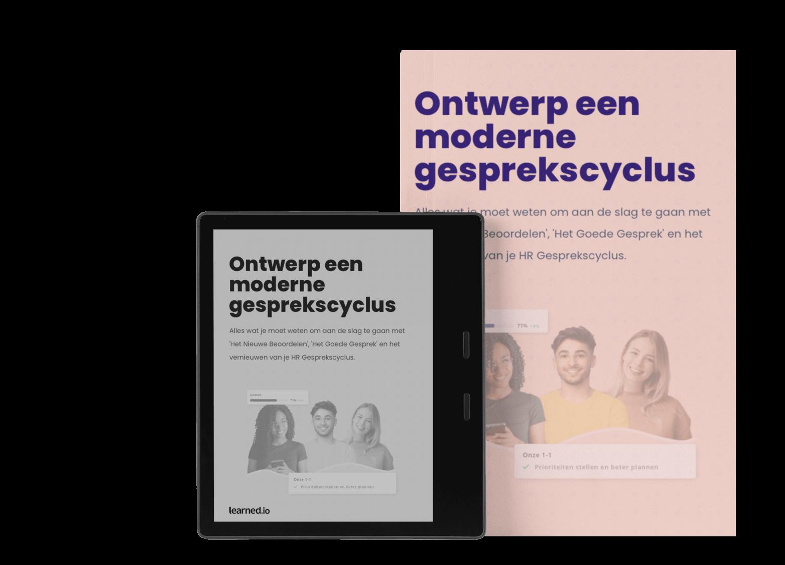 Learned-Eguide-Ontwerp-HR-Gesprekscyclus